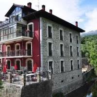 Hotel La Casa Del Puente en lanestosa