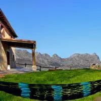 Hotel La Cabaña de Naia en lanestosa