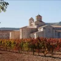 Hotel Hotel Castilla Termal Monasterio de Valbuena en langayo