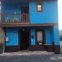Hotel La Casita de la cruz en langreo