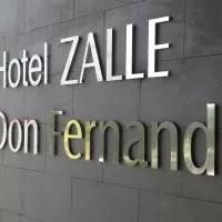 Hotel Hotel Zalle Don Fernando en langreo