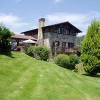 Hotel Casa Rural Erdikoetxe en larrabetzu