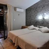 Hotel Hotel Rural el Castillo en larraga
