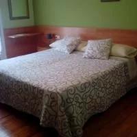 Hotel Casa rural Alustiza en larraul