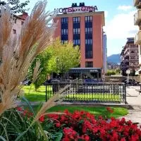 Hotel Hotel Oria en larraul
