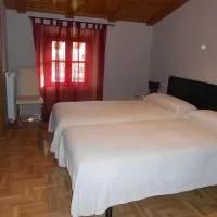 Hotel Hospedaje Nuestra Señora de Ujue en larraun