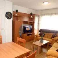 Hotel Apartamento Castilla en las-berlanas