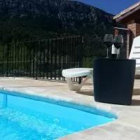 Hotel Masia El Mirador del Tiempo en las-parras-de-castellote