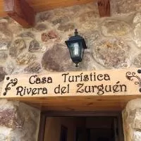Hotel Casa Turistica Rivera Del Zurguen en las-veguillas