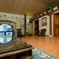 Hotel Casa Del Palacio en lastras-de-cuellar
