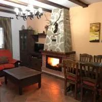 Hotel CASA RURAL LA IBIENZA en lastras-de-cuellar