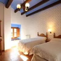 Hotel Hospedería Sádaba en layana