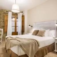 Hotel Posada de Uncastillo en layana