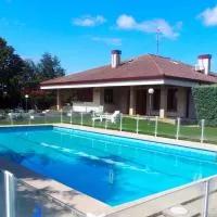 Hotel Hostel El Jardin de Muruzabal en legarda