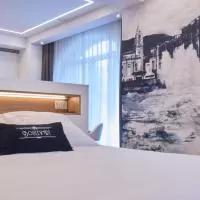 Hotel Boulevart Donostia en legazpi