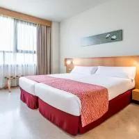 Hotel Aparthotel Exe Campus San Mamés en leon