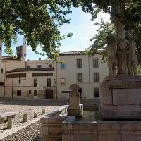 Hotel Hospedería Monástica Pax en leon