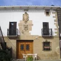 Hotel Casa Rural Laguao en lezaun