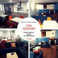 Hotel Casa Voluntario en liedena