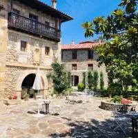 Hotel Posada La Torre de La Quintana en liendo