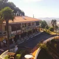 Hotel Hostal El Carro en liendo
