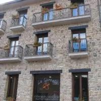 Hotel Apartahotel La Corrala en litago