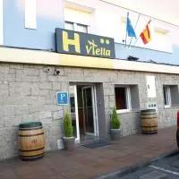 Hotel Hotel Viella Asturias en llanera