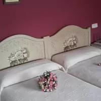 Hotel Casa de La Paca en llano-de-olmedo