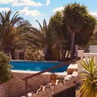 Hotel Finca Randa, Llucmayor, 3 SZ, Pool, Garten en llucmajor