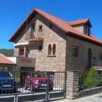 Hotel El Hortal de Bruno en lobera-de-onsella
