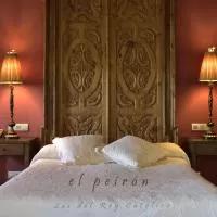 Hotel El Peiron en lobera-de-onsella
