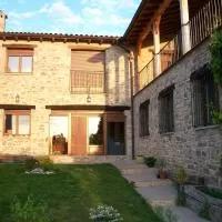 Hotel Casa Rural Aritzenea en longuida-longida