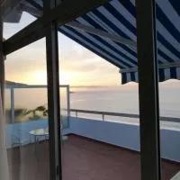Hotel Penthouse direkt am Meer en los-realejos