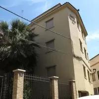 Hotel Hostal Casa Pepe en luceni