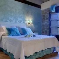 Hotel Hotel Real Posada De Liena en luna