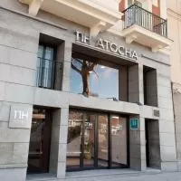 Hotel NH Madrid Atocha en madrid