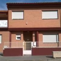 Hotel Borja Peñas De Herrera en magallon