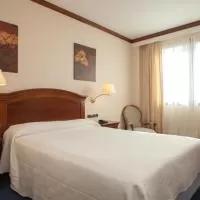 Hotel Hotel Villa De Almazan en majan