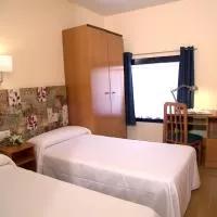 Hotel Albergue Quinta del Jalón en majan