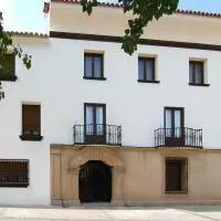 Hotel Casa Rural Palacete Magaña en malon