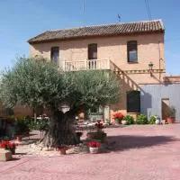Hotel Casa rural La Harinera en malon
