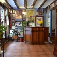 Hotel Hostal Santa Agueda en malon