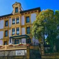 Hotel Hotel Olajauregi en manaria