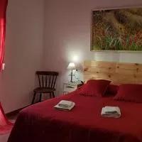 Hotel El Balcón de Alange en manchita