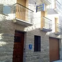 Hotel Hostal La Plaza en maneru
