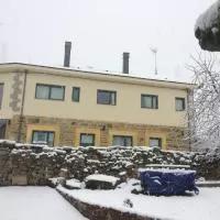 Hotel Casa la Devesa de Sanabria en manzanal-de-los-infantes