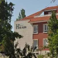 Hotel Hotel de Alba en manzanal-del-barco