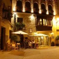 Hotel Hotel Merindad de Olite en marcilla