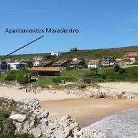 Hotel Apartamentos Maradentro en marina-de-cudeyo