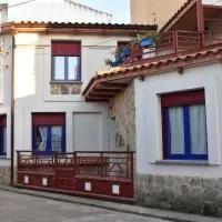 Hotel La Casa del Herrero en martin-de-yeltes
